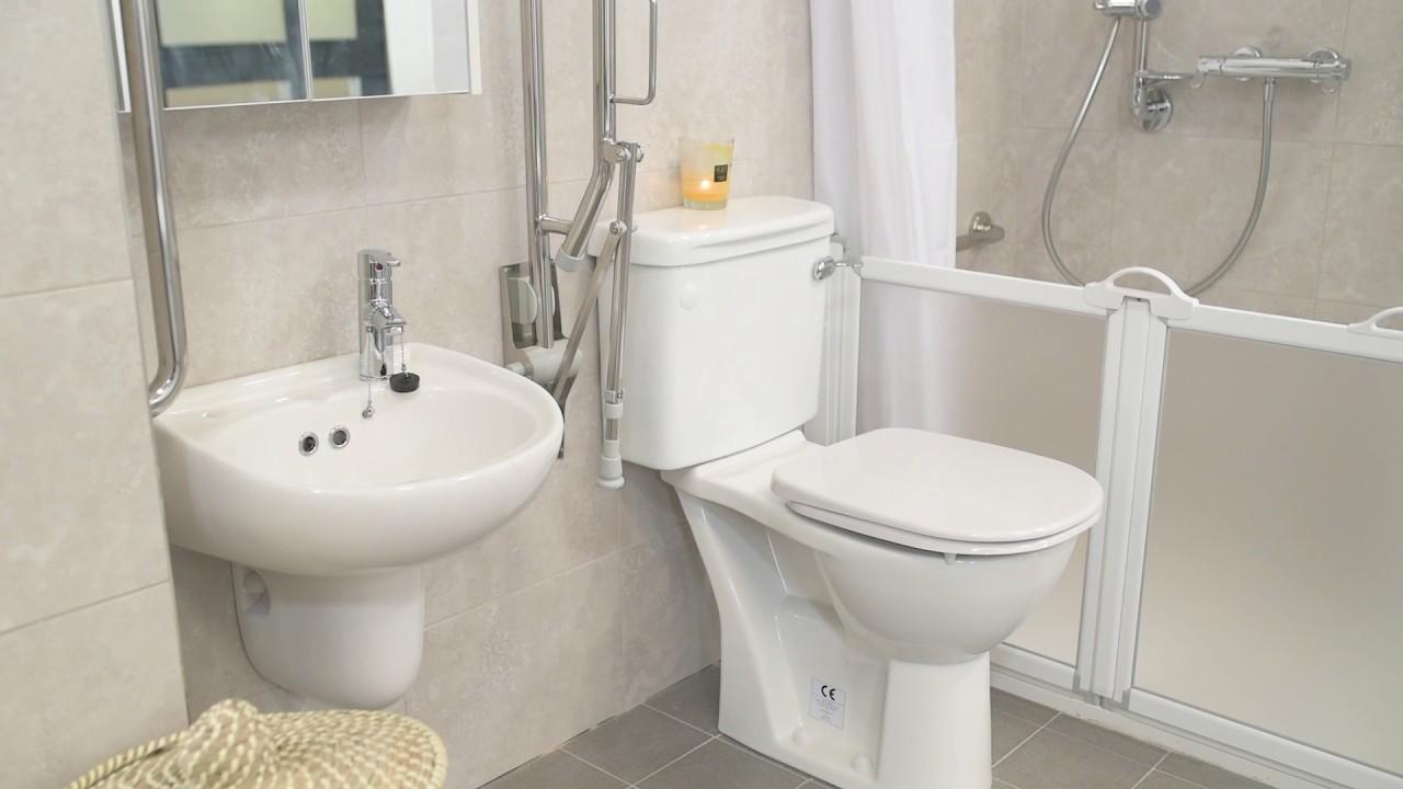 Topline Doyles Tile and Bathroom Showroom - YouTube