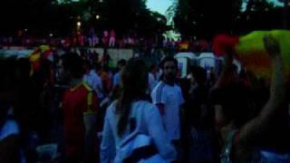 But de l Espagne demi final coupe du monde 2010 face à l Allemagne