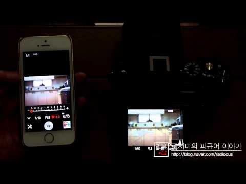 Sony a7 Smart Remote Control