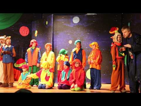 Local production of Gulliver in Space