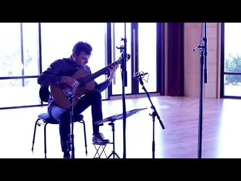 Bach Cello Suite No.6: VI. Gigue - Slava Grigoryan (classical guitar)