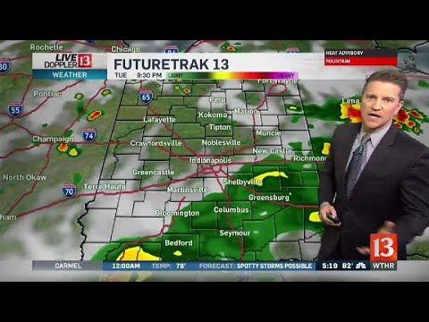 Live Doppler 13 Weather Forecast