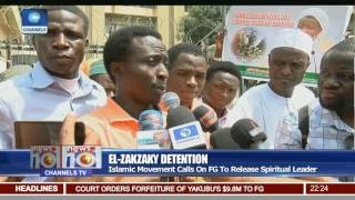 El-Zakzaky Detention: Islamic Movement Calls On FG To Release Spiritual Leader