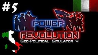 Geopolitical Simulator 4 P&R Italia: #5