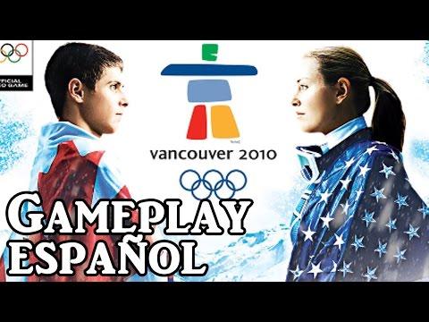 JJ.OO. Vancouver 2010 - Gameplay XBOX360