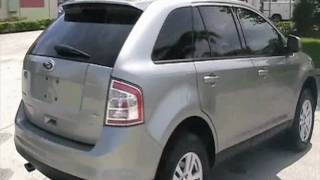 2008 Ford Edge SEL,Leather, DVD System, Call 305-310-1223