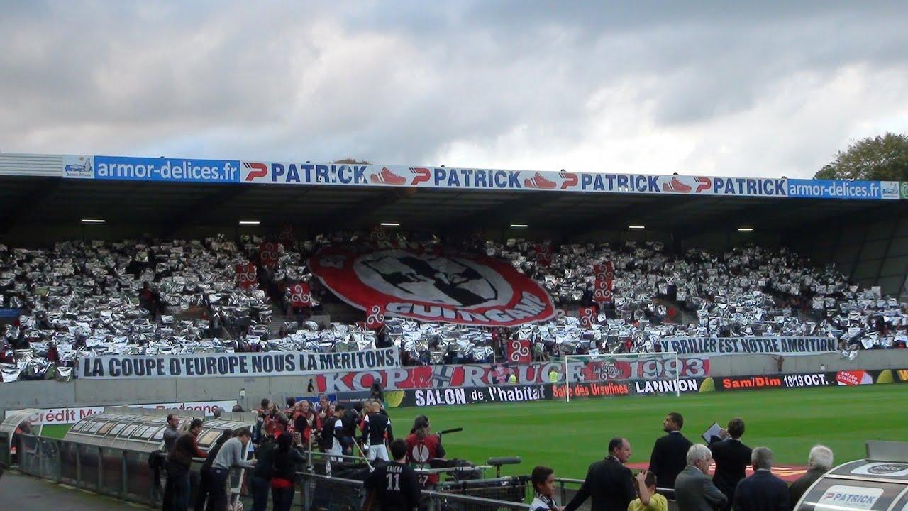 Ea guingamp paok salonique 2 0 uefa ligue europa 2014 for Paok salonique