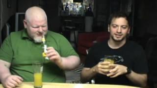 Smirnoff Orange Screwedrive : Albino Rhino Cooler Review