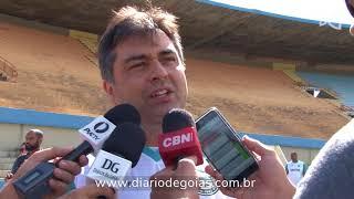 Serrinha vai passar por reformas e Goiás pretender mandar jogos do Brasileirão já em 2018