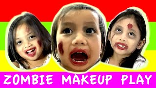 Kids Halloween Makeup Fun