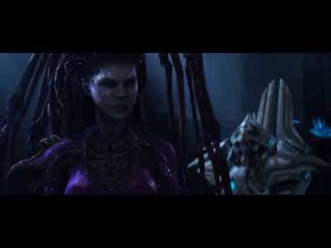 "StarCraft II  Legacy of the Void  Trailer Oficial ""Muerte"""