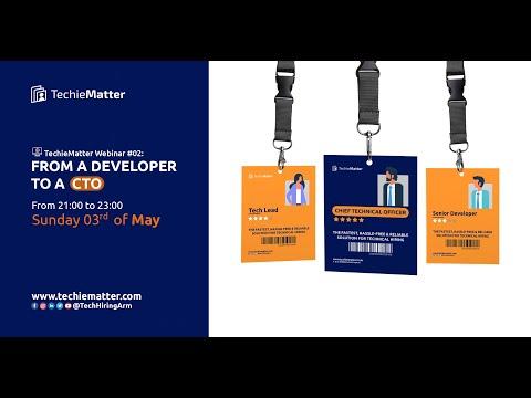 techiematter-webinar-#02:-from-a-developer-to-a-cto