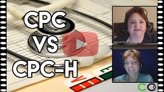 Medical Billing and Coding Certification Advice: CPC vs. CPC-H