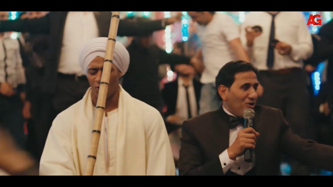 أحمد شيبة - أغنية احنا الصعايدة - مسلسل نسر الصعيد - محمد رمضان