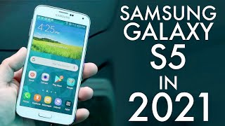 Samsung Galaxy S5 In 2021! (Still Worth It?) (Review)