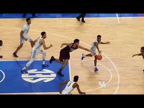 MBB Kentucky 74 Texas A&M 73