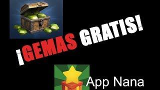 Consigue gemas gratis con AppNana | Descubriendo Clash of Clans [Español]