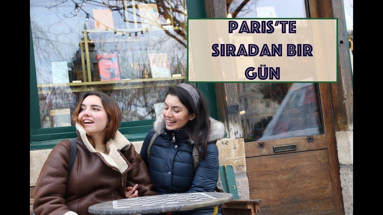 Günlük Paris Vlogu || Ara Sokaklar | Notre Dame | Saint ...
