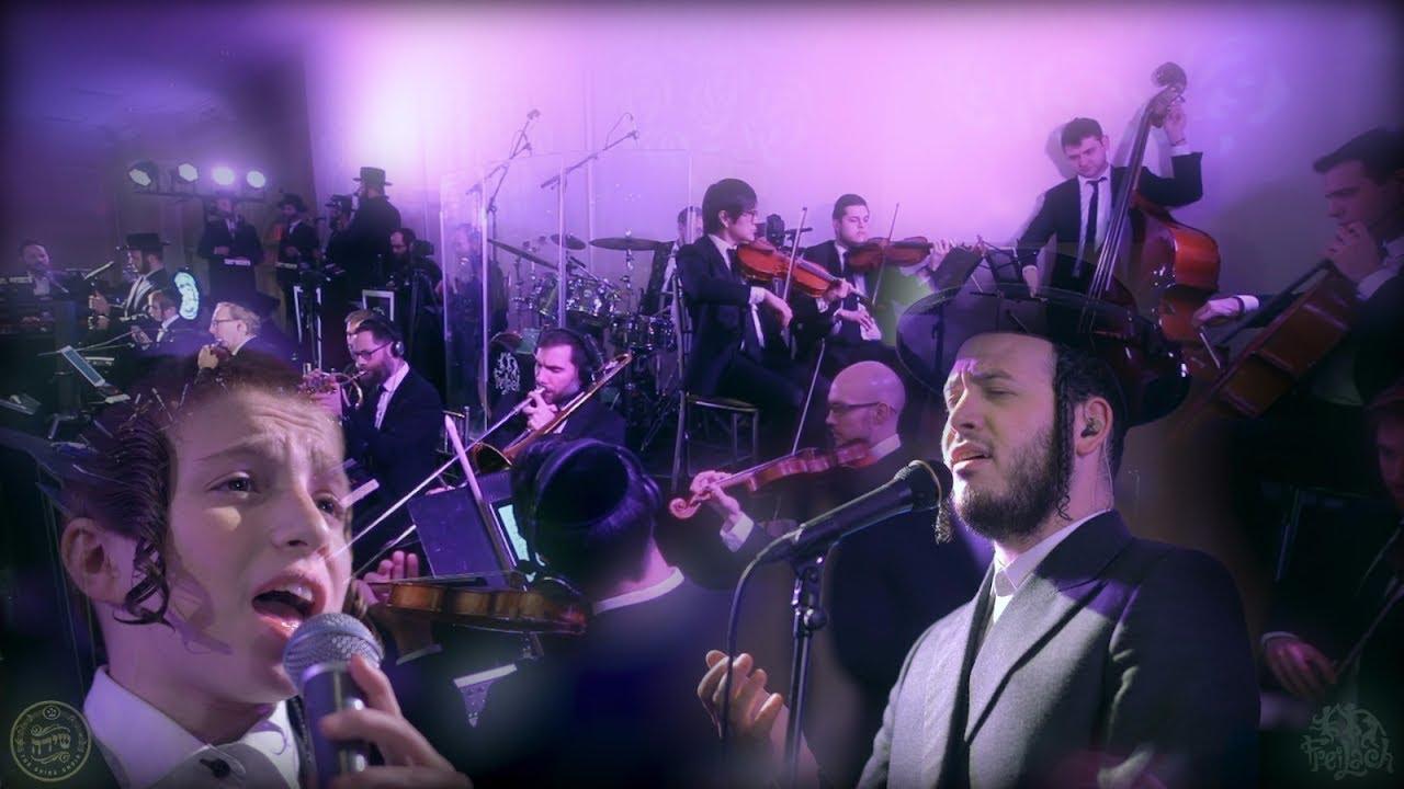 Freilach Band Chuppah Series - Achas & Mi Bon (Mona) - Moti Ilowitz, Avrum Chaim Green & Shira Choir