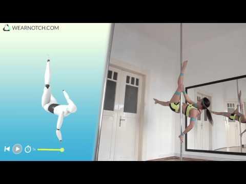 Pole Dancing Notch capture