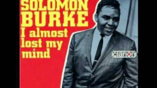 Solomon Burke   Home in your heart