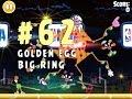 Angry Birds Seasons Ham Dunk Golden Egg 62 Walkthrough mp3