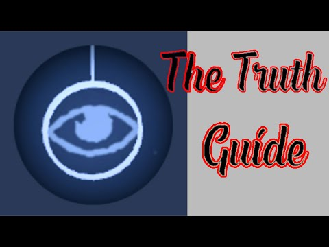 [ Roblox Isle ] ┘Guide┌ Truth Badge