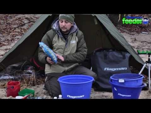 рыбалка поздней осенью на фидер на реке