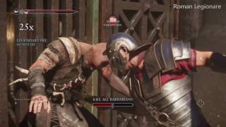 ALL OUTFITS INCLUDED IN RYSE SEASON PASS||RYSE SON OF ROME