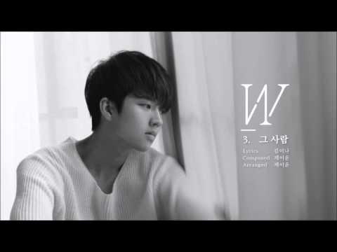 """[Full Album]Nam Woo Hyun 1st mini album """"Write"""""""