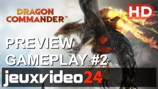 Divinity Dragon Commander - Preview Gameplay #2 HD (PC)