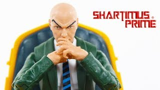 Marvel Legends Professor X 2019 with Hover Chair & Shadow King X-Men Vehicle Figure Toy Review