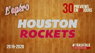 NBA Preview 2019-20 : les Houston Rockets