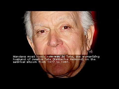 Robert Mandan  'Soap' star  reportedly dead at 86