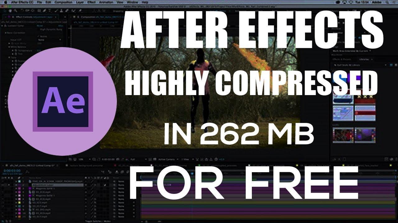Adobe After Effect CS 6 v11.0.2 Portable Highly Compressed