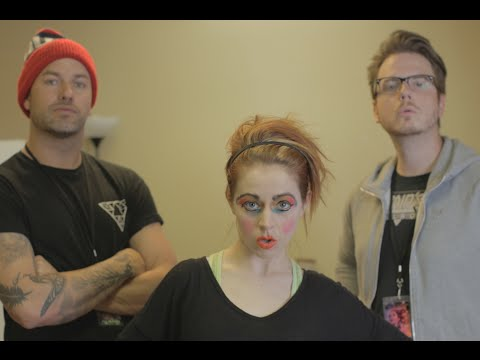 My Band Does My Makeup