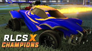 HOW WE BECAME THE RLCS X NORTH AMERICAN CHAMPIONS... | ROCKET LEAGUE GRAND FINALS FOR $400,000!