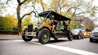 Here's What It's Like To Take A Spin In A Horseless Carriage