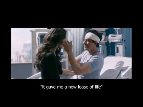Saans Mein Teri | English | Jab Tak Hai Jaan | Subtitles | Shreya Ghoshal