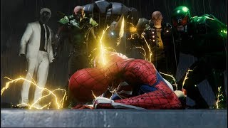 Spiderman Vs Sinister Six - Marvel