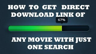 How to download Any Movies By Technical knowledge