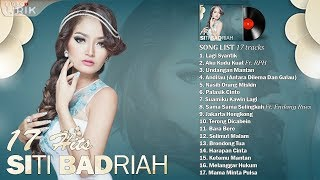 Video SITI BADRIAH - Video Lirik ( 17 Hits Lagu Dangdut Terpopuler ) download MP3, 3GP, MP4, WEBM, AVI, FLV Juli 2018