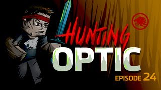 Minecraft: Hunting OpTic - The Chase Is On! (Episode 24)