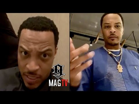 """T.I. Explains Where The Term """"Master Bedroom"""" Comes From! 🤔"""