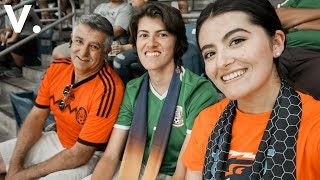 2017⎮GOING TO SEE MEXICO VS. CURACAO
