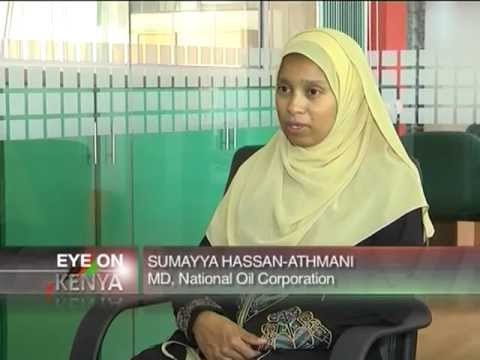 Pacesetter: Summaya Hassan on Oil and Gas in Kenya