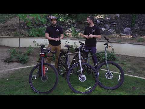 E-Bike Classes Explained