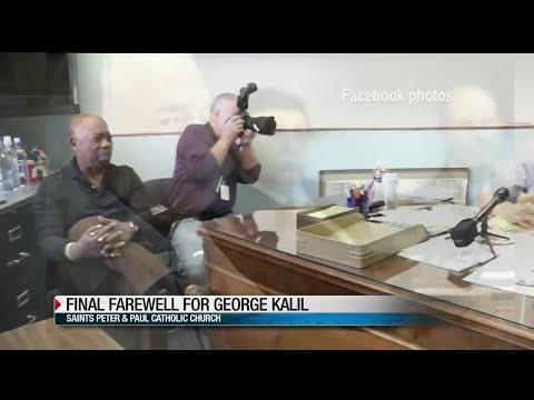 Service held for Tucson businessman George Kalil