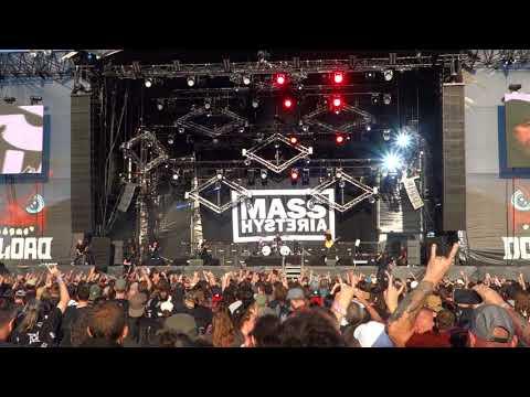 Mass Hysteria  chiens de la casse  Download Paris  17062018