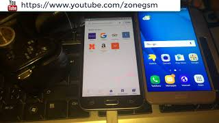 Samsung Galaxy J3 SM-J320F (2016) Google Lock Frp Lock Remove Bypass 100% 2017